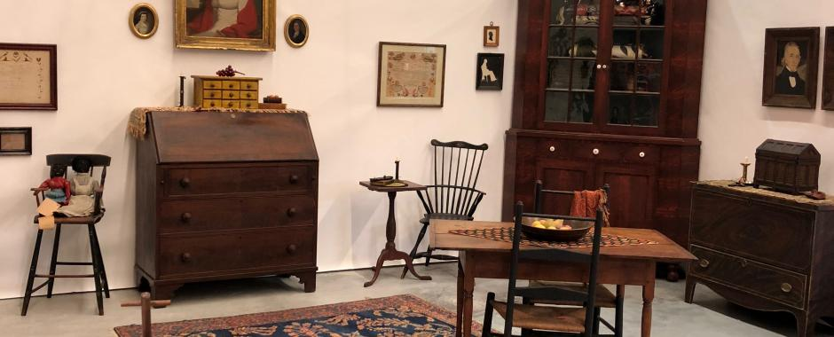 Antiques in Manchester New Hampshire