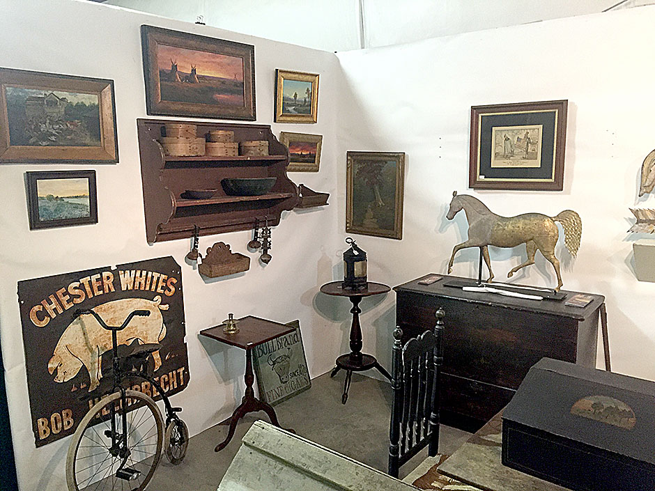 Harold Cole Antiques and Art